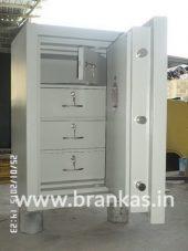Brankas  BPKB Conceal 4 Laci