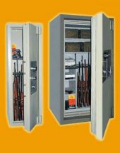 Brankas Senjata / Gun Safes