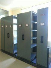 Mobile File Conceal sistem lemari dorong