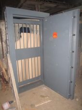 Pintu Khasanah Brankas Zigler BZG 90