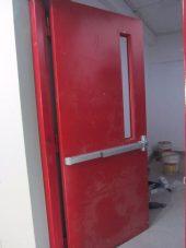 Tangga Kebakaran Dan Pintu Darurat ZIGLER Size IA – Black ZGA85