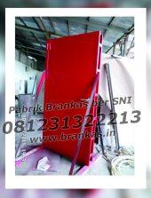 Pintu Besi Fire Door – ZIGLER Saiz III – ZIG400 ADRAEE