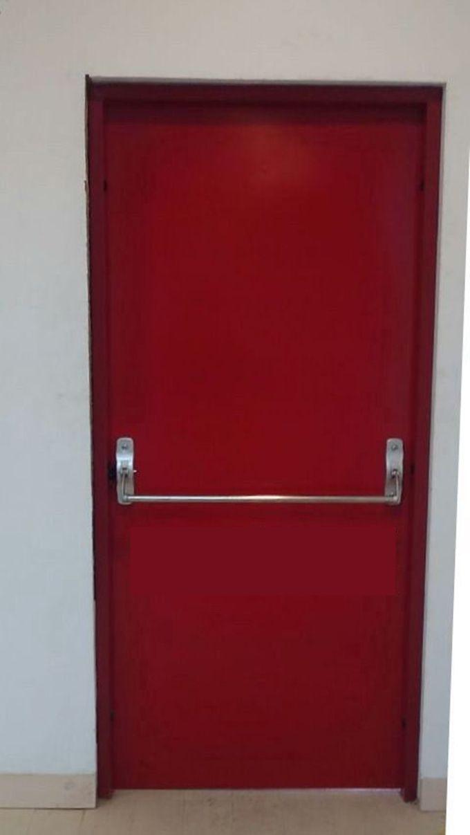 Harga Pintu Besi Tangga Darurat Zigler Size Ia Silver Zga110