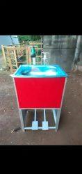 Wastafel Portable Pijak.