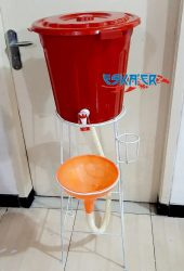 Wastafel portable Cocok untuk cuci tangan