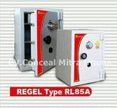 Brankas tahan bongkar REGEL RL 85A tinggi 80 – 85 cm