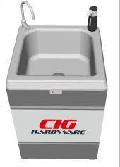 wastafel portable touchless solusi aman dan sehat lewat cuci tangan